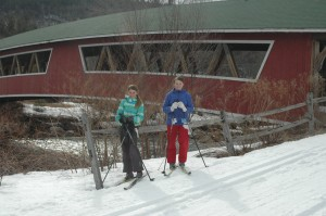 Skiing New Hampshire