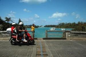 Bermuda Scooter
